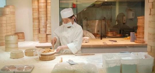 Fresh approach: Geoffrey Leong's Dumplings' Legend in Chinatown