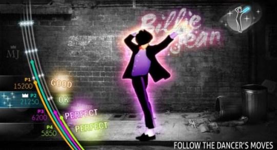 Michael Jackson: The Experience (Wii) – cha'mone, etc., etc.