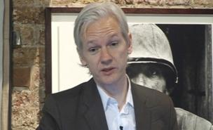 Julian Assange, the WikiLeaks founder, is expecting US espionage charge (PA)