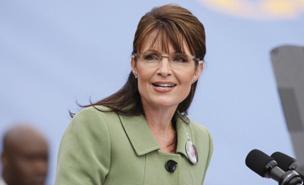 Sarah Palin would like to take on Barack Obama (Allstar)