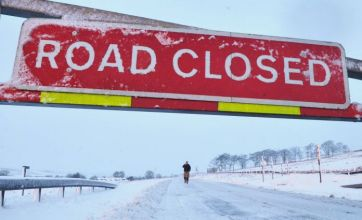 Snow chaos in the UK: Rock the week
