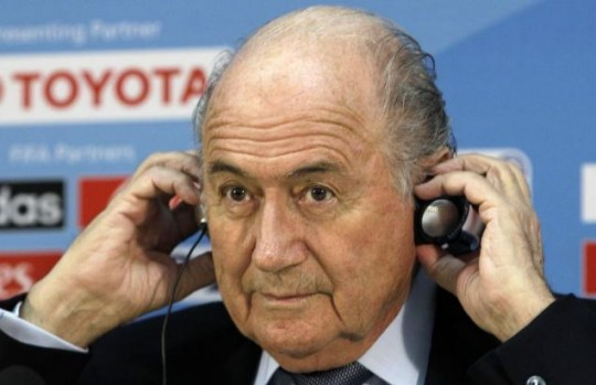 Sepp Blatter could make even more enemies with his views on switching to a winter World Cup (AP)