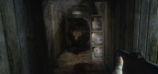 Condemned 2 – bear emotions