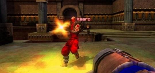 Quake Arena Arcade (360) – an old school frag fest