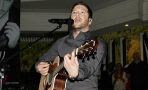 Matt Cardle Set To Write Songs For Album After Simon Cowell Talks Metro News