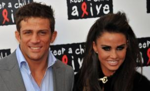 Alex Reid is rumoured to have asked Katie Price to buy him a flat (PA)