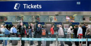 A campaign against rail fare rises which are 'holding travellers to ransom' will be unveiled today
