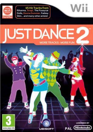Just Dance 2 - it is the dancing queen