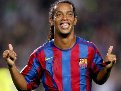 Ronaldinho announces when he plans to retire from football