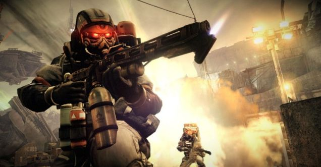 Killzone 3: features strong bloody violence and a lot of bloody cut scenes