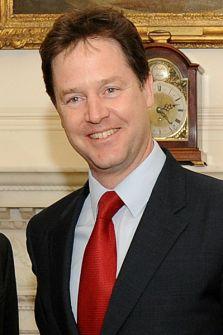 Pressure: Nick Clegg