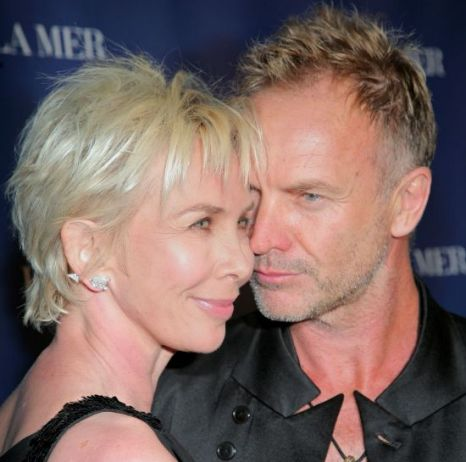 Sting and Trudie Tyler have revealed a little too much about their sex life