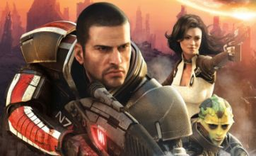 Mass Effect 2 launches onto PS3 – game review