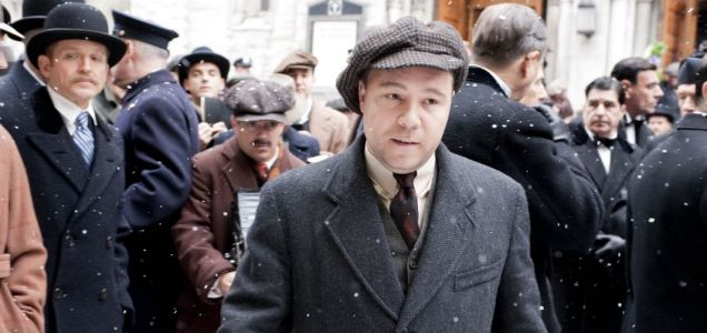 Stephen Graham as Al Capone in Boardwalk Empire