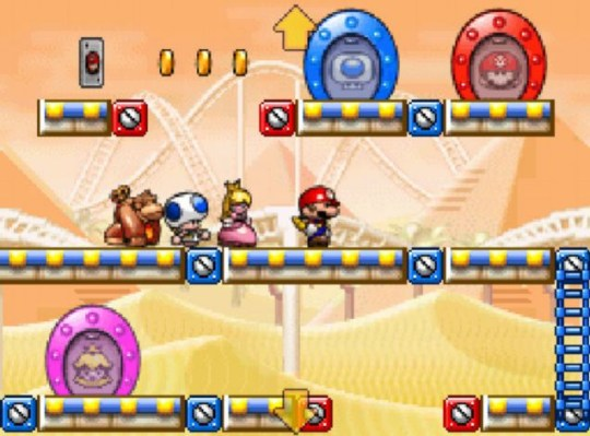 Mario Vs Donkey Kong Mini Land Mayhem Game Review Metro News
