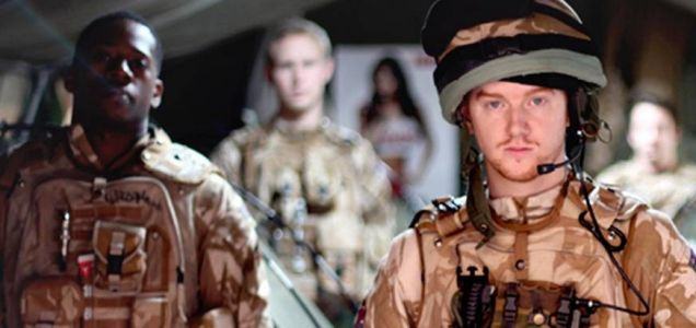 Corrie Extra: Gary's Army Diaries was a realistic and tense mini-drama