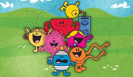 The Mr Men illustrated children's books are set to be turned into a Hollywood film
