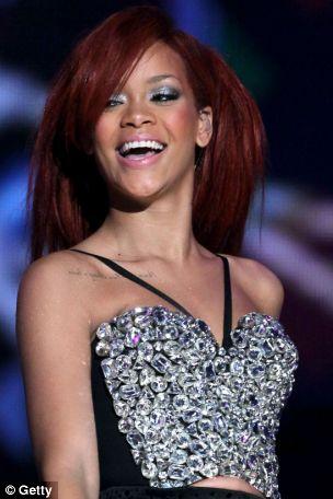 Rihanna and Ryan Phillippe