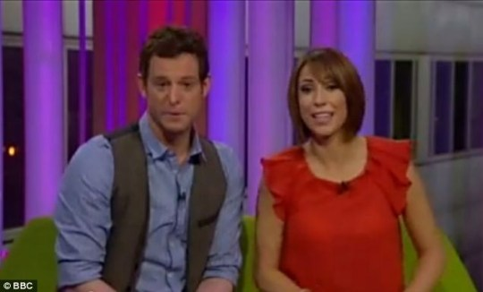 the one show alex jones matt baker