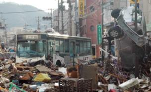'Sick' messages are falsely claiming people died during the Japan earthquake