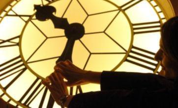 Clocks go forward one hour to BST this Sunday