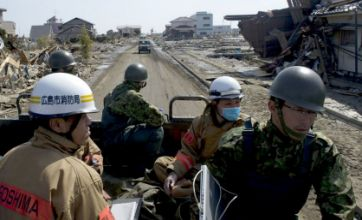 Farmville, iTunes, Facebook and Google help Japan quake victims