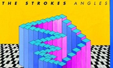 The Strokes' comeback Angles is reliably fun but lacks any real urgency