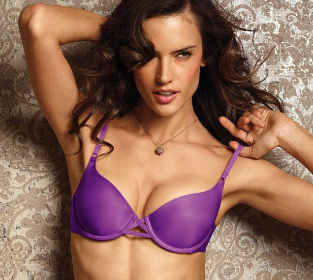 Would not alessandra ambrosio see through lingerie accept. The