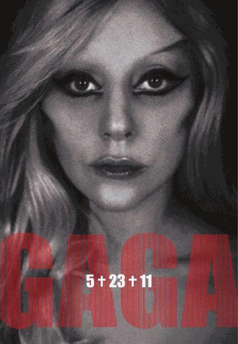 Lady Gaga looks gaunt in shocking promo pic for Born This Way album