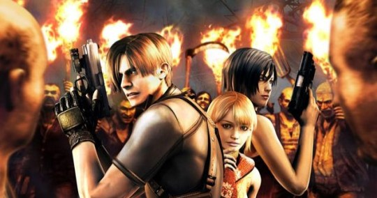 Resident Evil 4 and Code: Veronica to get HD remakes   Metro