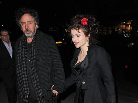 Director Tim Burton splits from Helena Bonham Carter after 13 years together