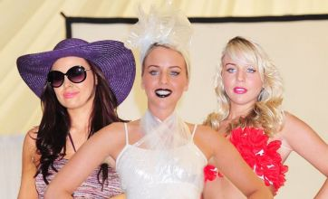 The Only Way Is Essex hits the catwalk for Essex Fashion Week