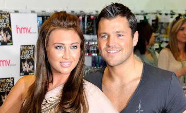 Mark Wright and Lauren Goodger deny relationship split rumours