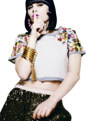 Jessie J will certainly not be quiet at the iTunes Festival