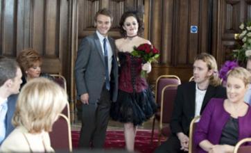 David Platt and Kylie Turner anger Gail with Coronation Street wedding