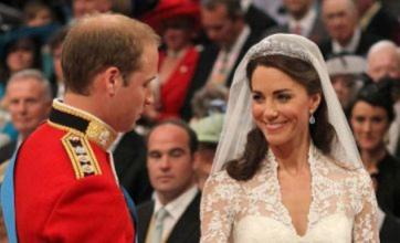 Royal wedding lip-reader gives insight into William and Kate's intimate moments