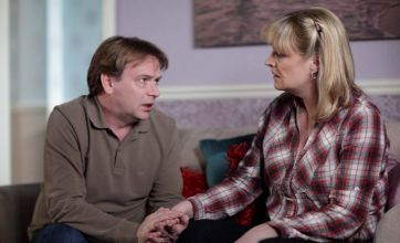 Jane Beale set for saucy fling behind Ian's back in EastEnders