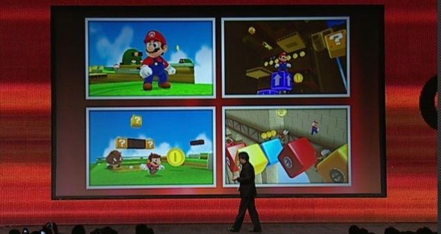 Super Mario - you could be playing this by the end of the year