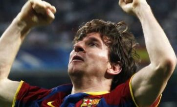 Lionel Messi double magic lifts Barcelona above Real Madrid