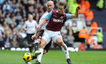 Scott Parker targeted by Spurs and Manchester City