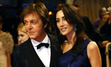 Paul McCartney announces engagement to Nancy Shevell