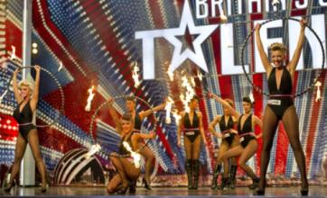 Britain's Got Talent: Girls Roc embarrass Michael McIntyre