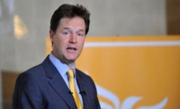 Nick Clegg: I will change this coalition with muscular liberalism