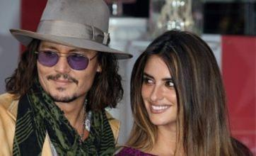Penelope Cruz: Johnny Depp made me wear a poo suit on set
