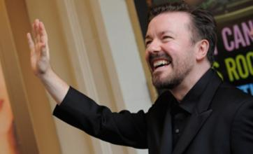Ricky Gervais insists he didn't 'diss' US version of The Office