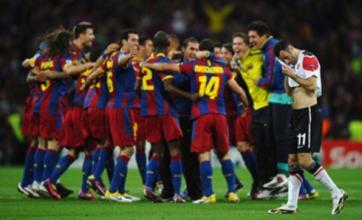 Nemanja Vidic: Barcelona deserved Champions League victory