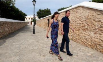 Samantha Cameron 'spotted enjoying Ibiza rave'