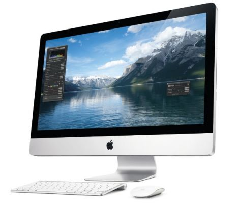 iMac updated by Apple