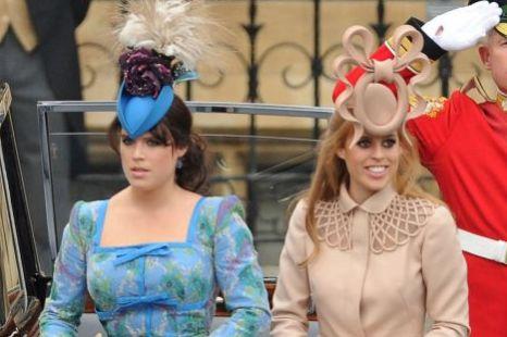 a0b874b42e415e Princess Beatrice's royal wedding hat: Dare to wear? | Metro News