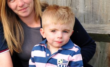 Meet Oliver Jebson, the boy who feels no pain